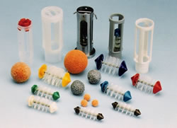 Parts and services for wsa tube cleaning systems